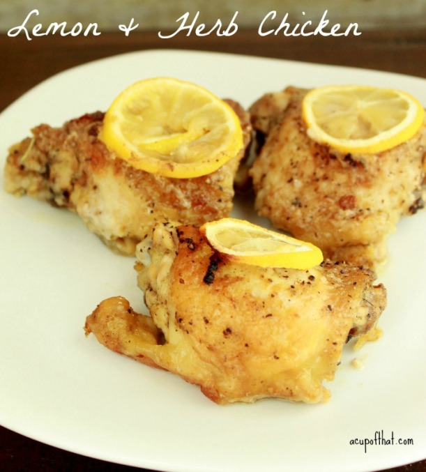Lemon-Herb Chicken (6)