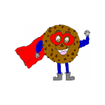 Hi! I'm Super Chip! Help me save Cookie Kingdom!