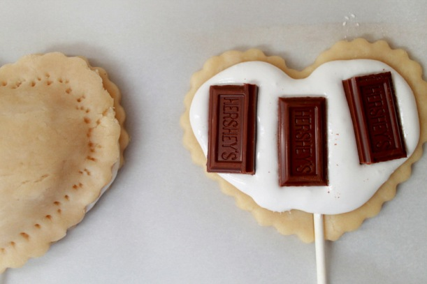 S'mores Tart-sicles